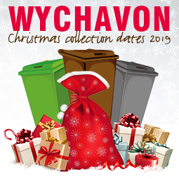 Check your Christmas bin collections