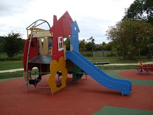 broadway play area